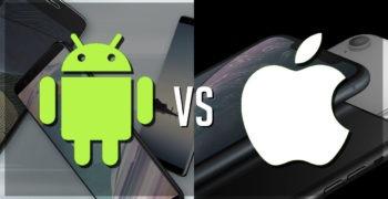 Android İşletim Sistemi ile iOS İşletim Sistemi Karşılaştırılması